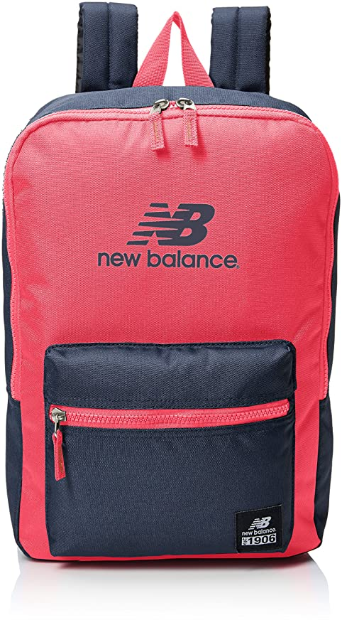 55337b46ed89 Amazon.com  New Balance Youth Booker Junior Backpack