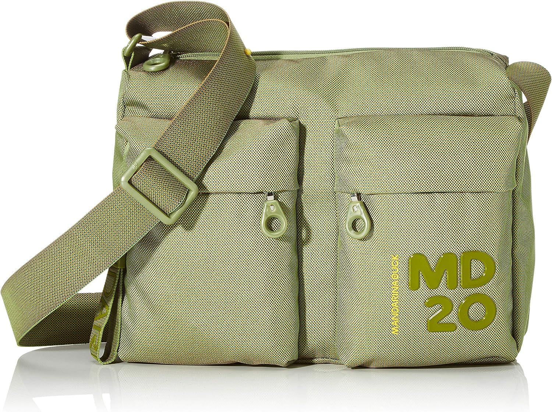 W x H x L Mandarina Duck Md20 Pop Tracolla 29x20x8.5 centimeters Bolsa de mensajero para Mujer