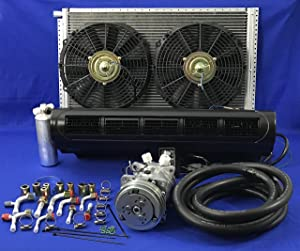 A/C KIT UNIVERSAL UNDER DASH EVAPORATOR KIT AIR CONDITIONER 228-100 B 12V