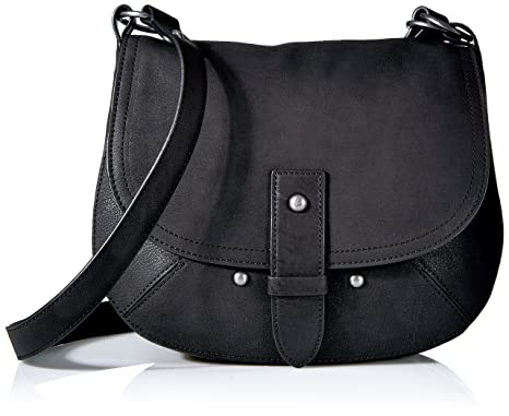 b6dd860af Lucky Liza Cross Body, Black: Amazon.in: Clothing & Accessories