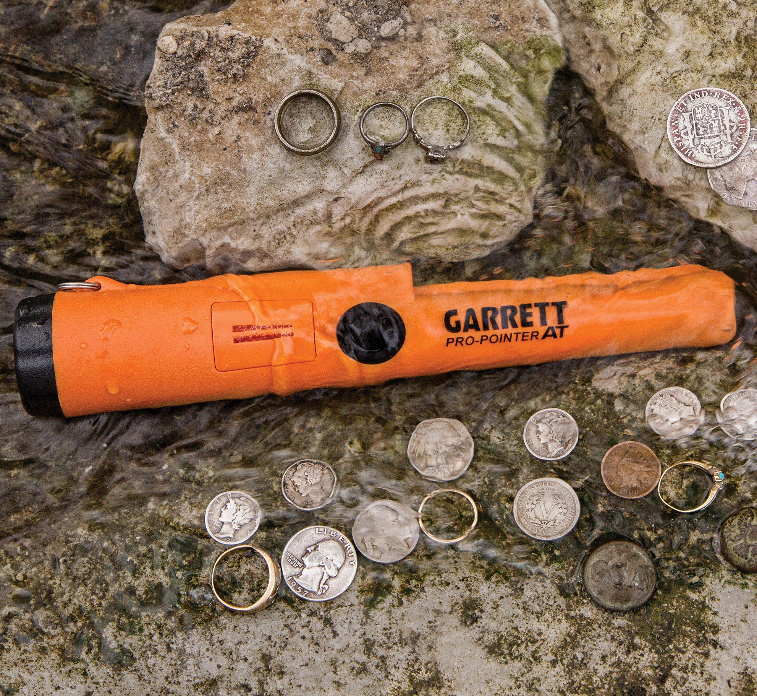 Garrett Pro Pointer ATMetal Detector Waterproof ProPointer with Garrett Camo Pouch by Garrett (Image #7)