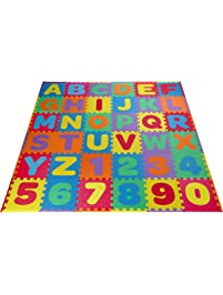 Amazon Com Puzzle Play Mats Toys Amp Games