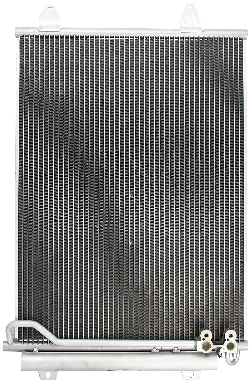 NISSENS 94831 Condenser, air conditioning