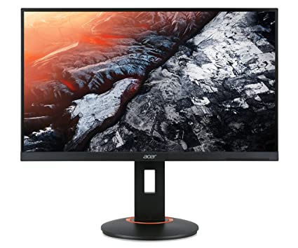 Acer Gaming Monitor 24.5u201d XF250Q Abmiidprzx 1920 X 1080 240Hz Refresh Rate  AMD FREESYNC Technology