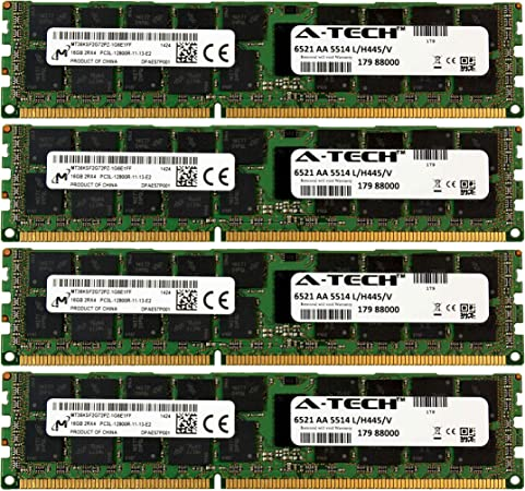 Hynix 32GB 4X 8GB DELL PRECISION WORKSTATION T5500 T5600 T7500 T7600 Memory Ram
