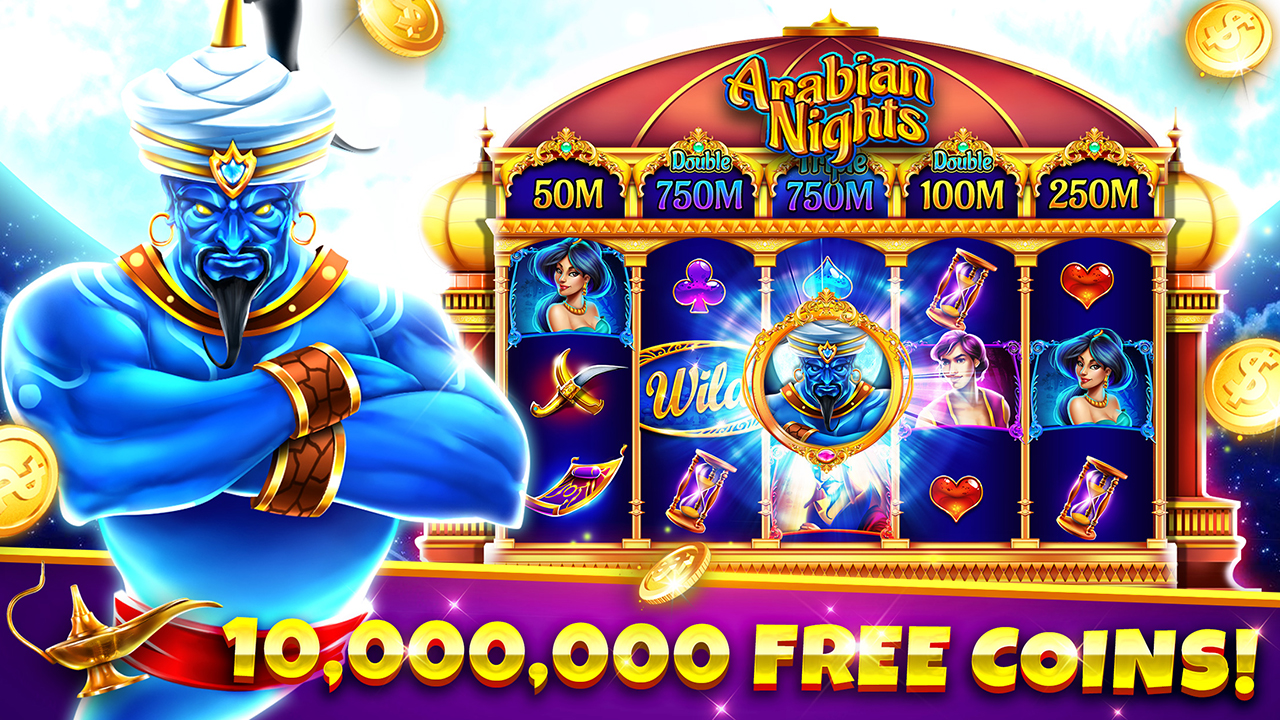 All free coins for slots