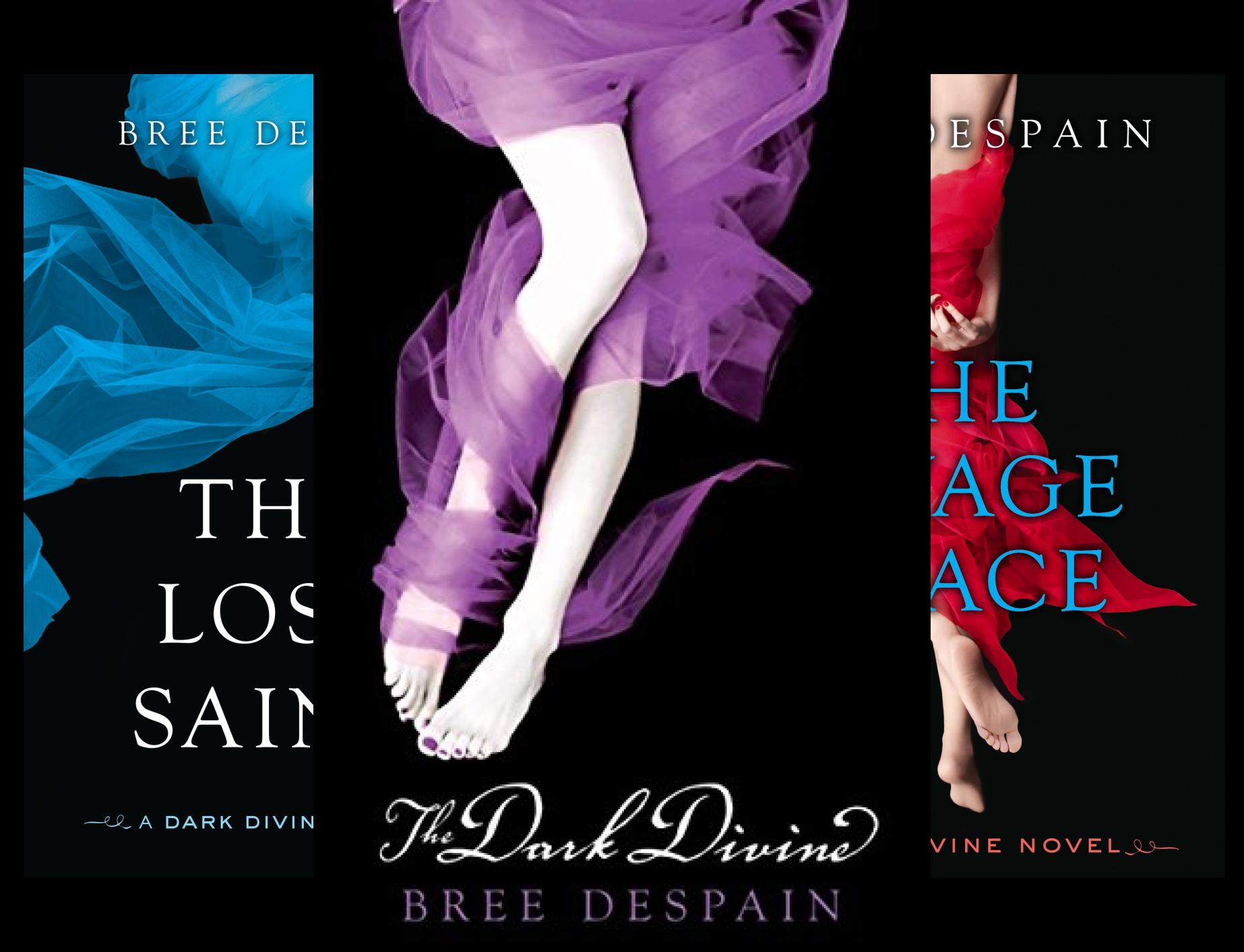 The Dark Divine (3 Book Series)