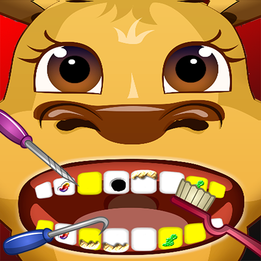 Santa's Reindeer Dentist Office Salon Dress Up Spa Game - Fun Christmas Holiday Games for Kids, Girls, Boys (List Of The Most Popular Christmas Songs)