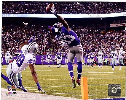 45facf1485702 New York Giants Odell Beckham Jr. Makes The Catch of a Lifetime! 8x10  Photo. (Horizontal)