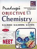 Pradeep's Objective Chemistry for NEET NCERT Based - Vol. I &II