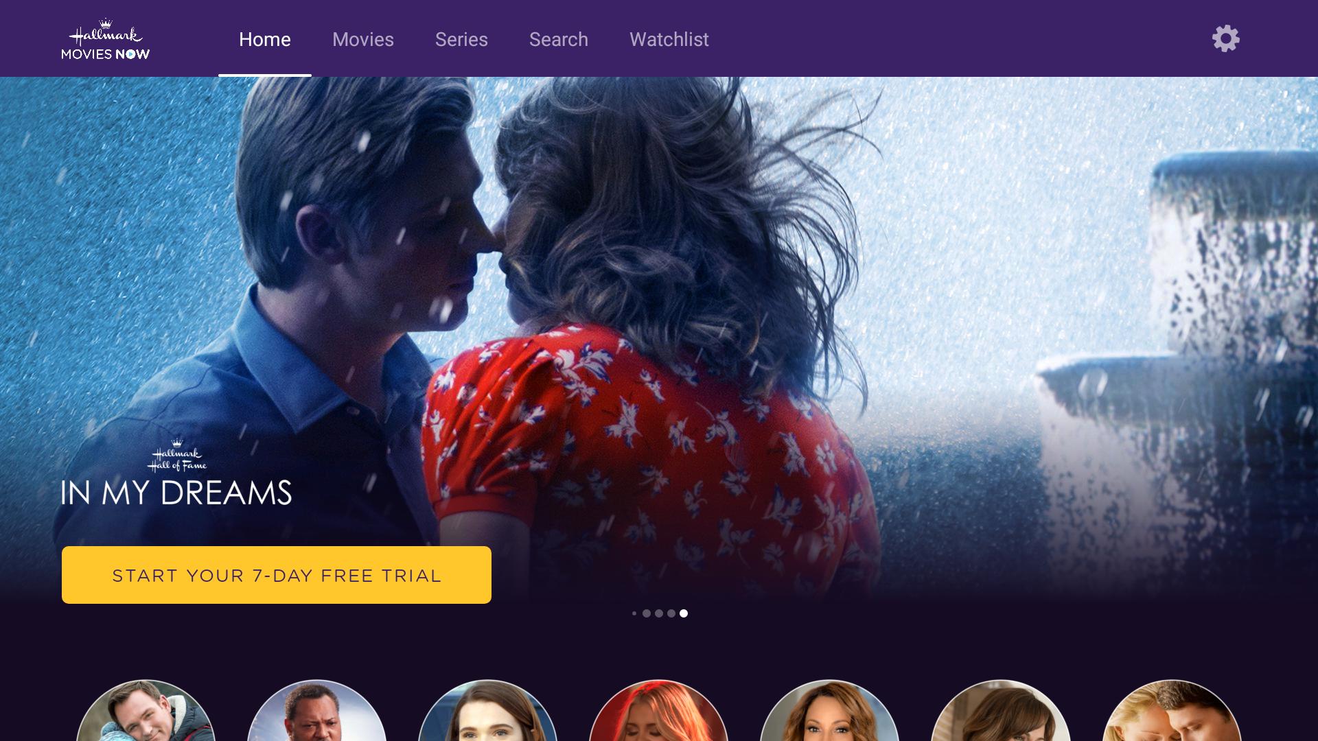 hallmark movie dating app kostenfreie single platform