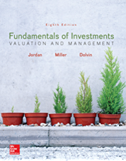 Amazon fundamentals of investments mcgraw hillirwin series in fundamentals of investments valuation and management fandeluxe Images