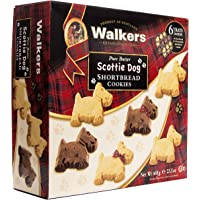 Pure Butter Scottie Dog Shortbread Cookies