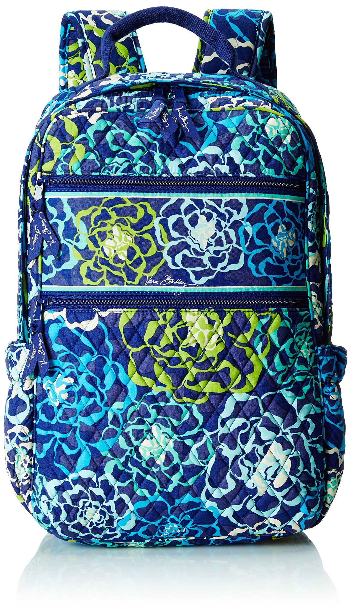 Vera Bradley Tech Backpack Shoulder Handbag, Katalina Blues, One Size