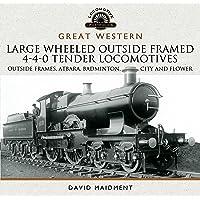 Great Western Large Wheeled Outside Framed 4-4-0 Tender