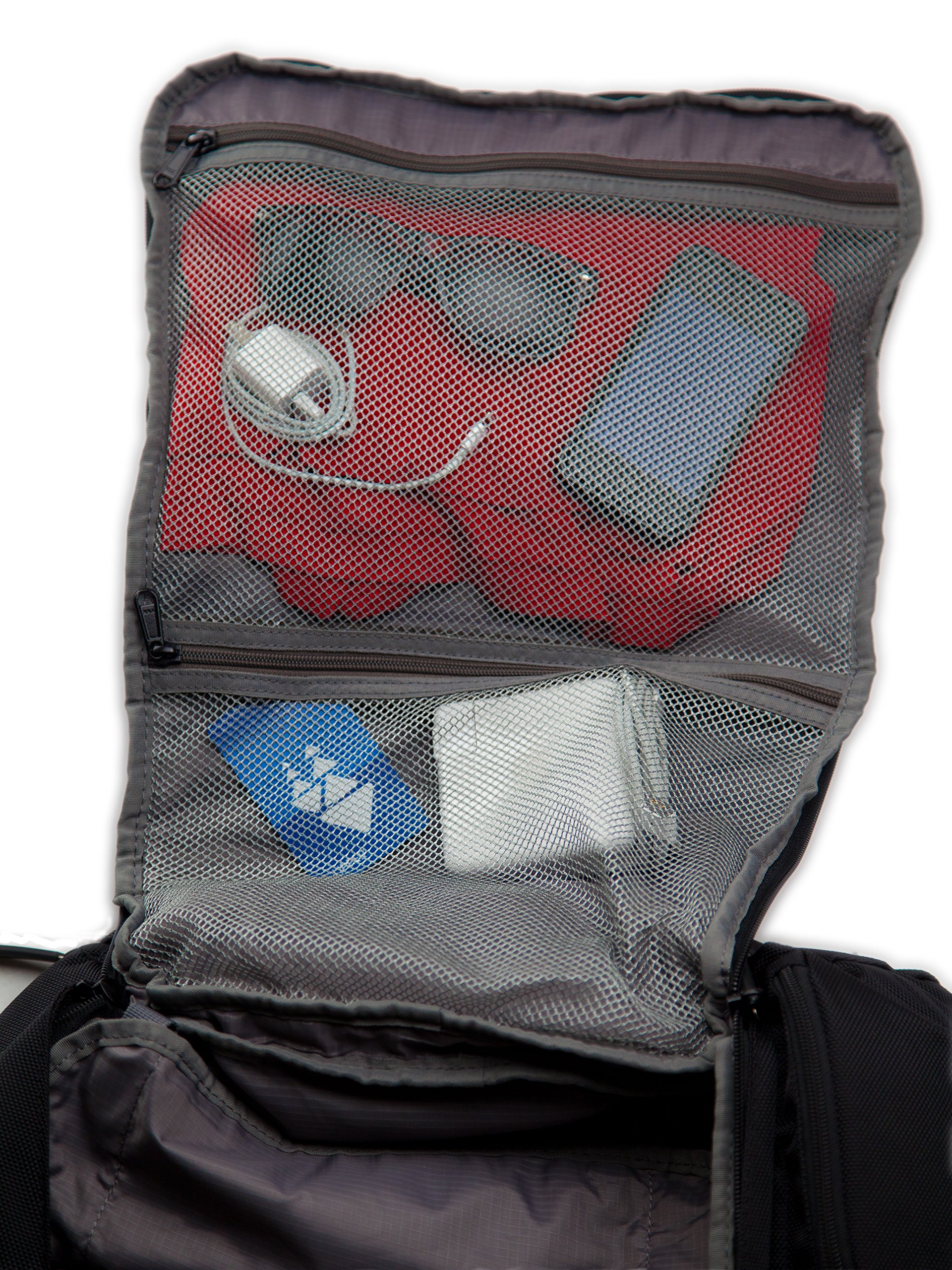 Tortuga Travel Backpack - 44L Maximum-Sized Carry On Travel Backpack by Tortuga (Image #4)