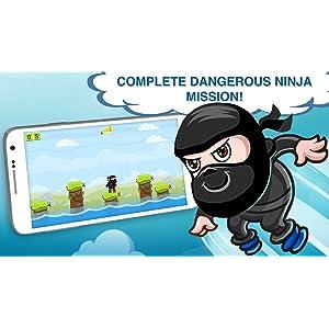 Pequeño Ninja - Salto Alto: Amazon.es: Appstore para Android