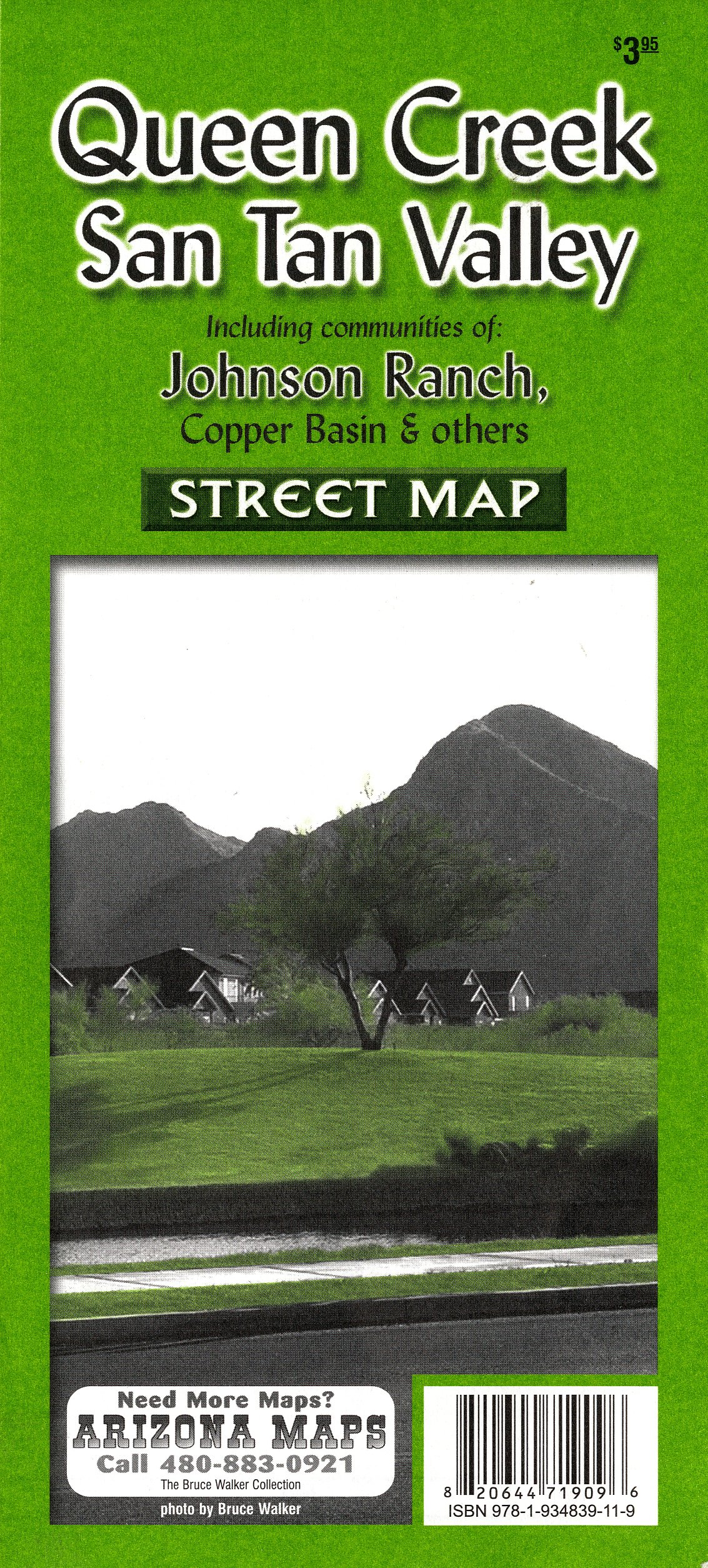 Queen Creek San Tan Valley Including Communities Of Johnson Ranch Copper Basin Others Street M Wide World Maps More Wide World Of Maps Bruce Walker 9781934839119 Amazon Com Books