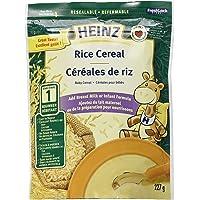 HEINZ Rice Cereal - No Milk, 6 Pack, 227G Each