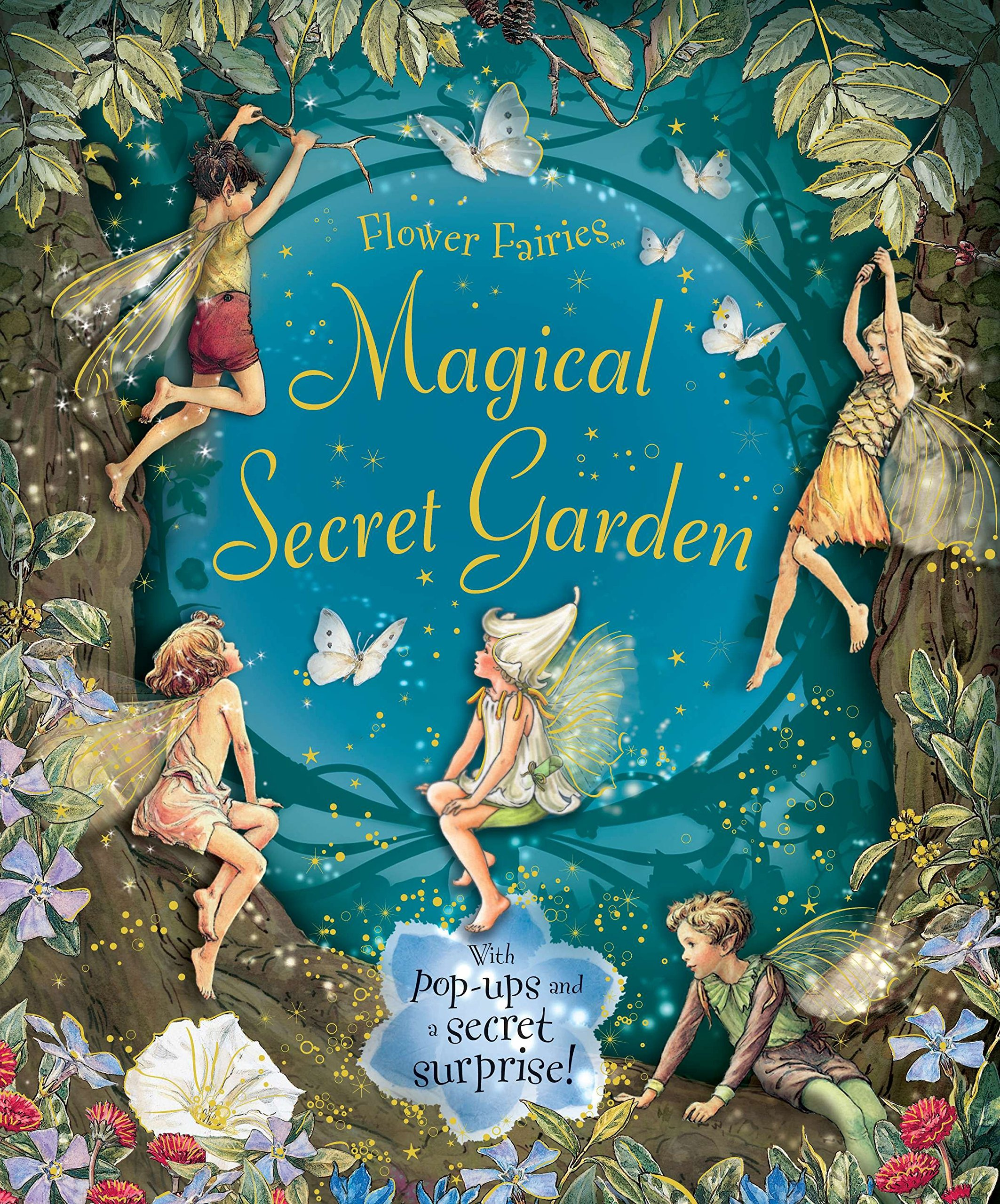Magical Secret Garden (Flower Fairies)