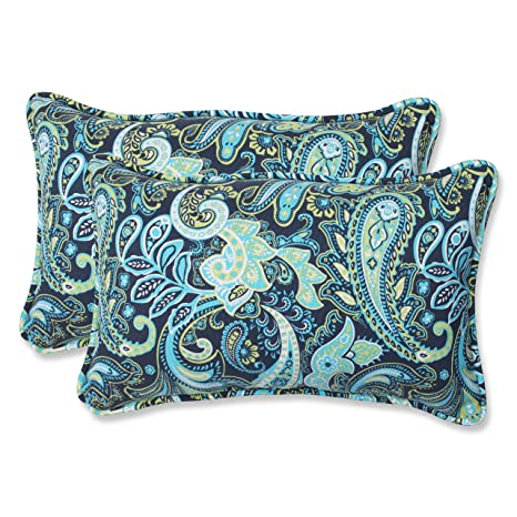 Amazon.com: Almohada Pretty Paisley Throw almohada ...
