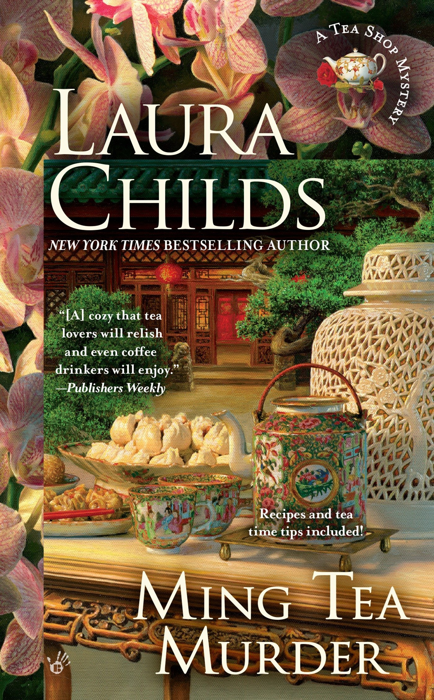 Amazon.com: Ming Tea Murder (A Tea Shop Mystery) (9780425281659 ...