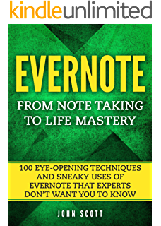 Amazon com: The Master Note System: A New Way to Use