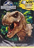 Jurassic World T Rex Dinosaur Christmas Chocolate Advent Calendar