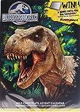 Jurassic World T Rex Dinosaur Christmas Chocolate Advent Calendar
