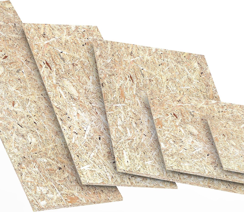 25mm OSB//3 Panneau de particules orient/ées 2000 x 1000 mm r/ésistant /à l/'humidit/é sur la norme EN 300 Panneaux dOSB pour application agencement d/écoration ou constructions bois Logueurs jusqu/à 2000mm