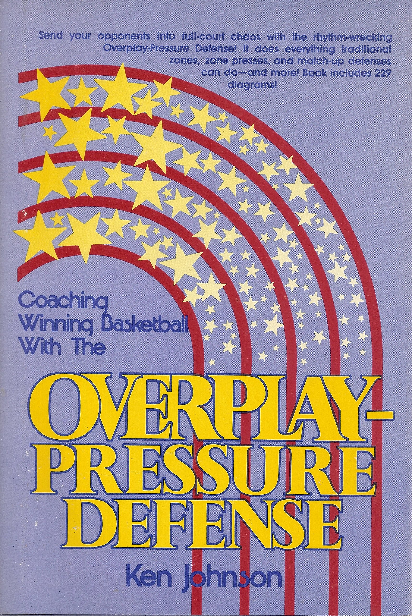 Coaching Winning Basketball With Overplay Pressure