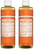 Dr. Bronner's Pure-Castile Liquid Soap - Tea Tree 32oz.