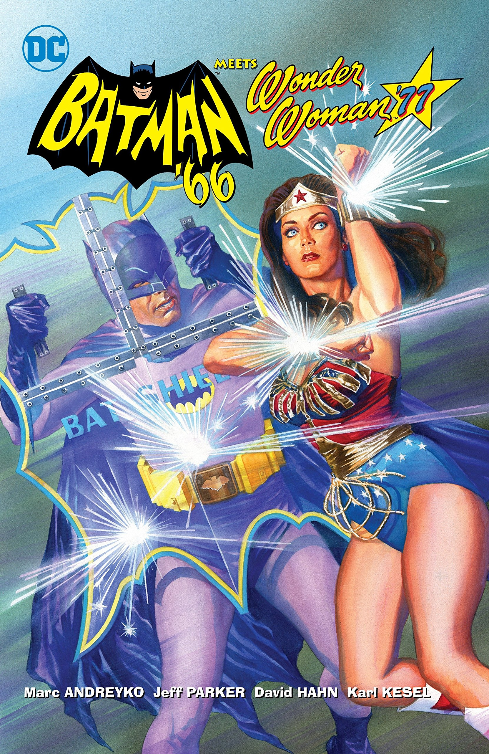 Batman '66 Meets Wonder Woman '77 by DC COMICS