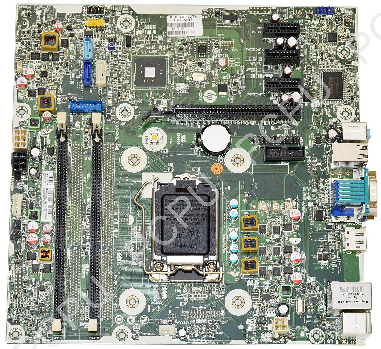 Amazon com: 786172-601 HP ProDesk 400 G2 SFF Intel Desktop