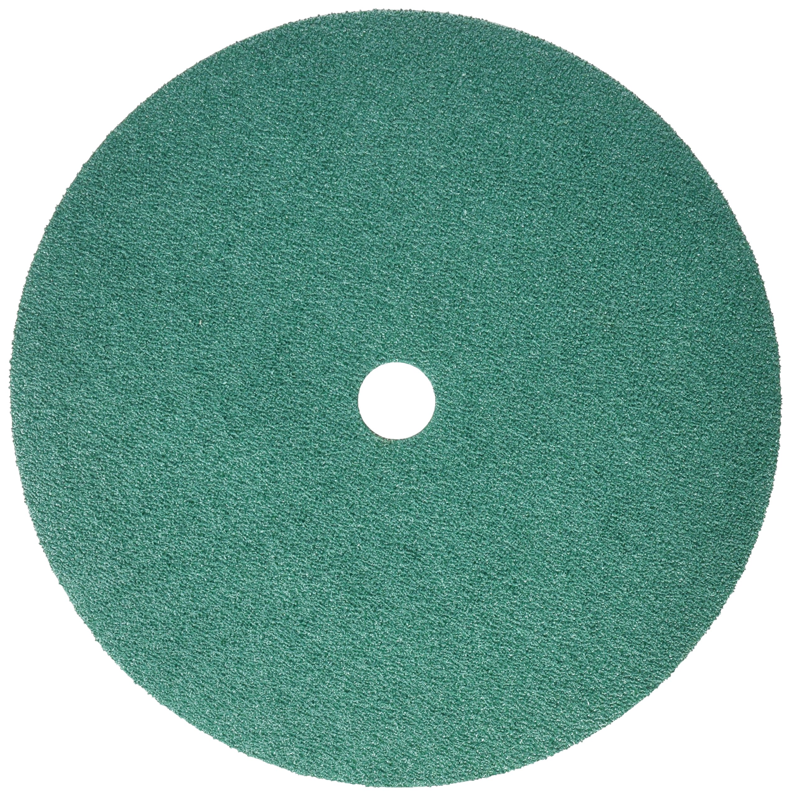 3M 01928 Green Corps 9-1/8'' x 7/8'' 36 Grit Fiber Disc