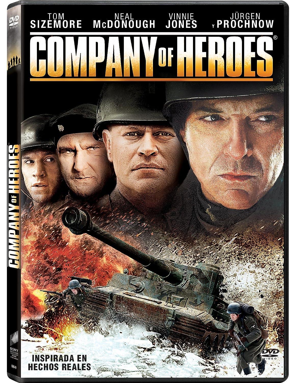 Amazon Com Company Of Heroes Import Movie European Format