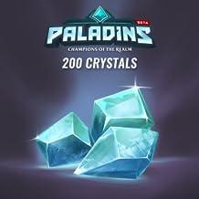 200 Paladins Crystals [Online Game Code]