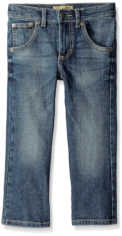 Wrangler Boys Little Boys 20X Vintage Boot Cut Jeans