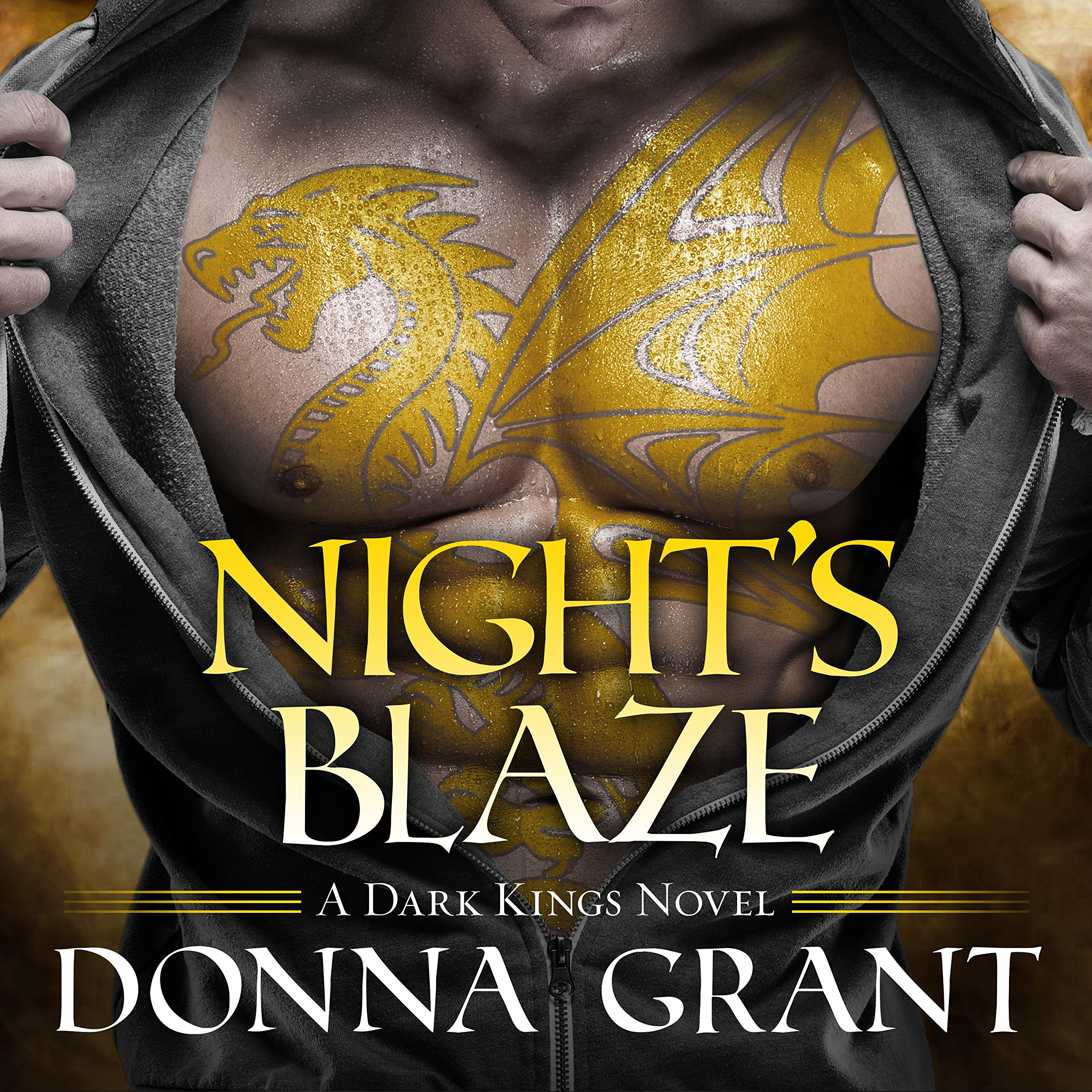 Night's Blaze: Dark Kings, Book 5