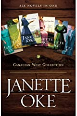 Canadian West Collection: Six Novels in One Kindle Edition