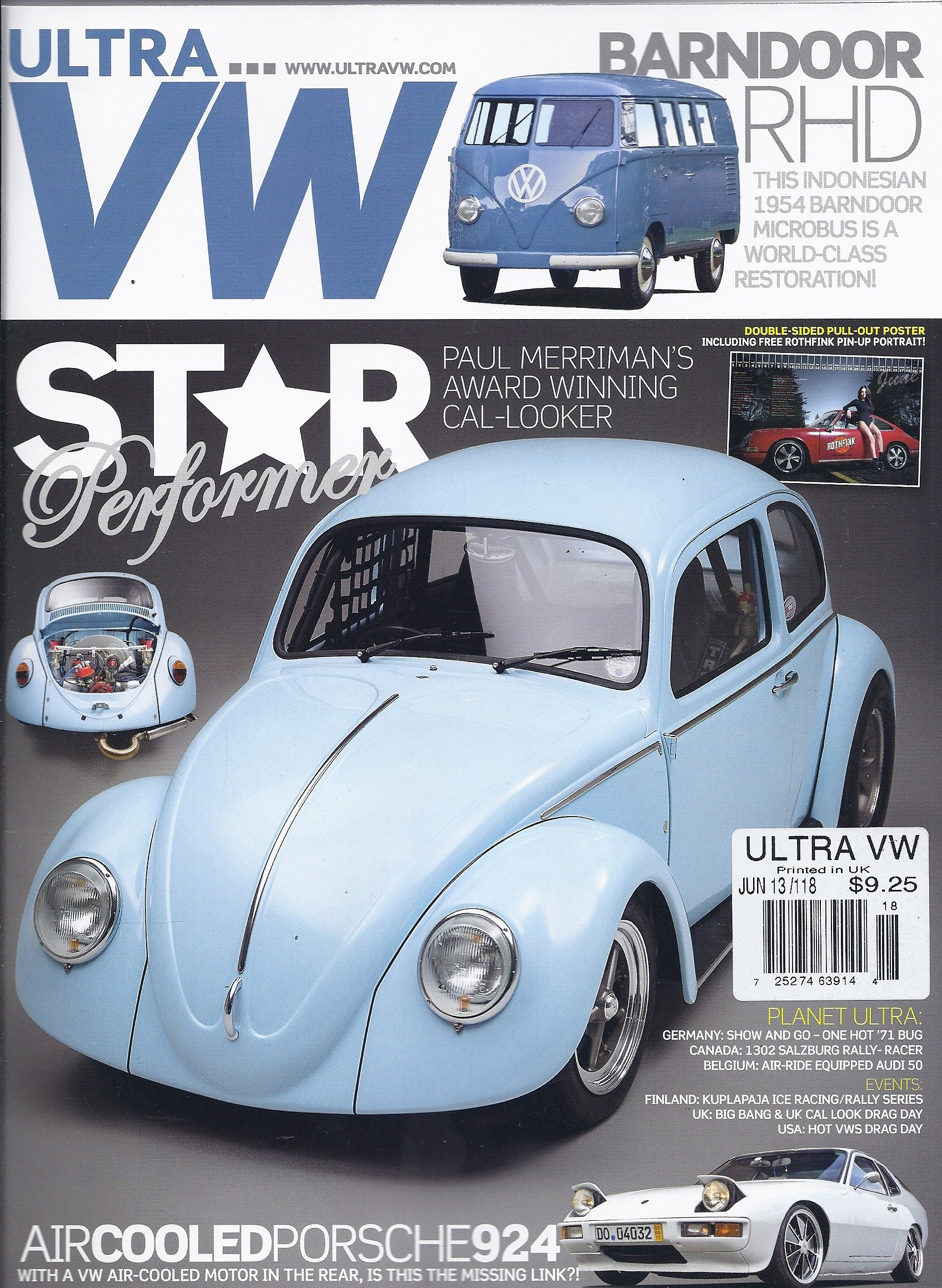 Ultra VW Magazine (June 2013) Text fb2 book