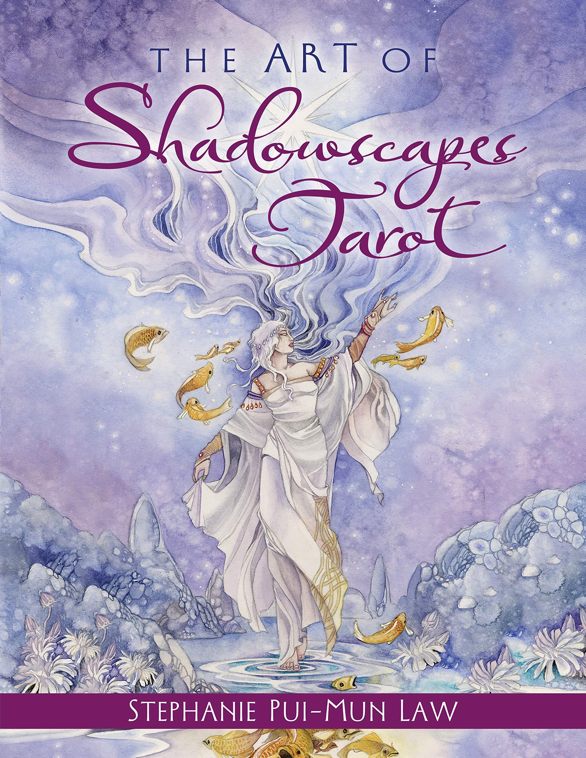 The Art of Shadowscapes Tarot: Law, Stephanie Pui-Mun: 9780738751290:  Amazon.com: Books