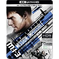 Mission: Impossible 3 (Steelbook) (4K UHD & HD) (2-Disc)