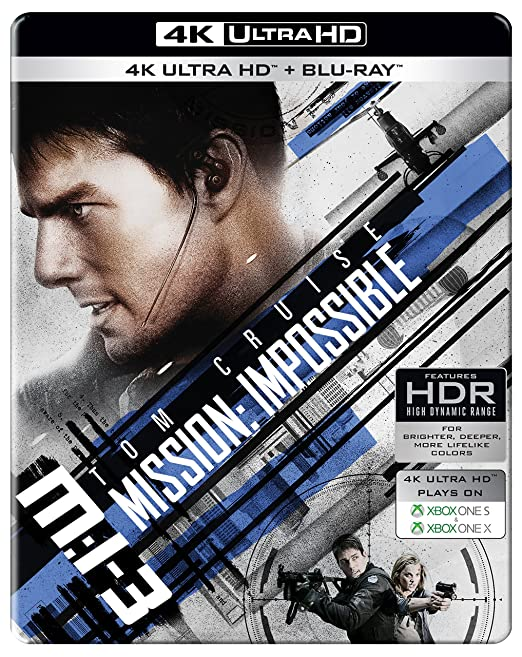 Amazon In Buy Mission Impossible 3 Steelbook 4k Uhd Hd 2