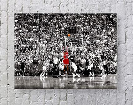 4827a10a4dc Image Unavailable. Image not available for. Color  DOUBLE Z Michael Jordan  Poster Print Wall Poster