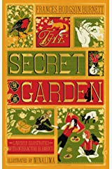 The Secret Garden (Illustrated with Interactive Elements) Hardcover