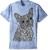 The Mountain Unisexe Adulte Colorwear Barky Le Chien T Shirt