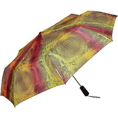 Totes Trx Auto Open and Close Titan Regular Umbrella, Outdoor Dot, One Size