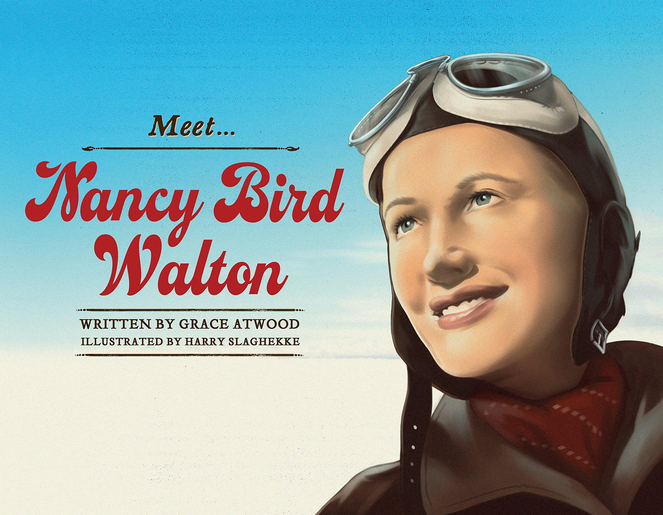 Download Meet Nancy Bird Walton pdf epub
