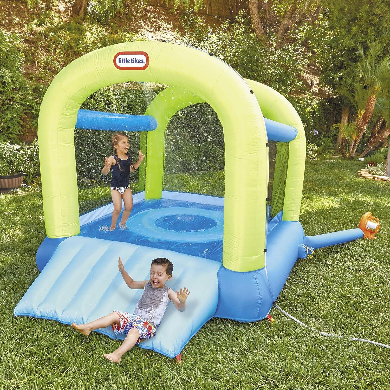 Little Tikes Splash n' Spray 2-in-1 Inflatable Bouncer